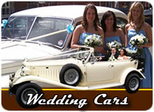 Wedding Cars Warrington